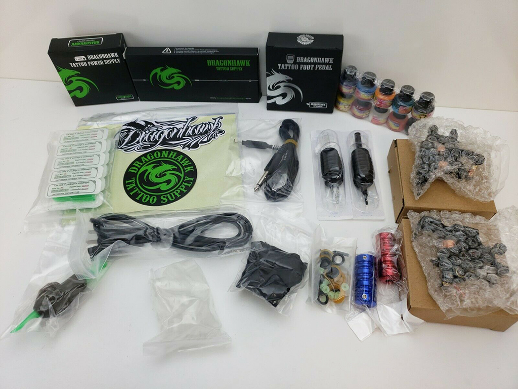Best Complete Tattoo Kit: Is It the Starter Kit You've Been Looking For?